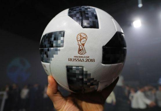 fb41731483f55 Messi y Zidane presentaron el balón del Mundial Rusia 2018