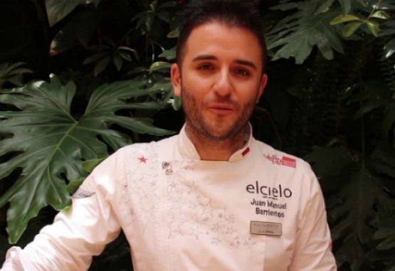 Juan Manuel Barrientos chef