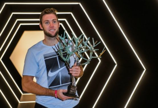Jack Sock Paris