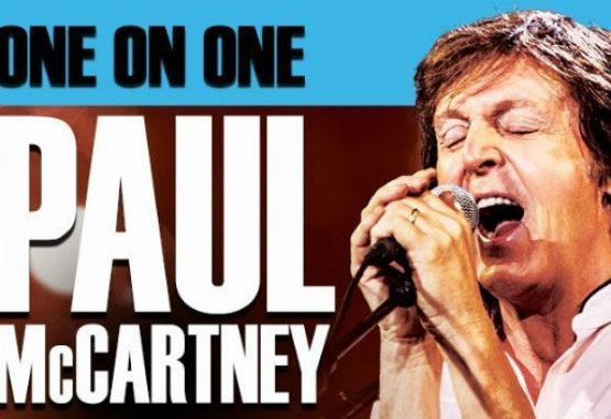 Afiche One On One Paul McCartney