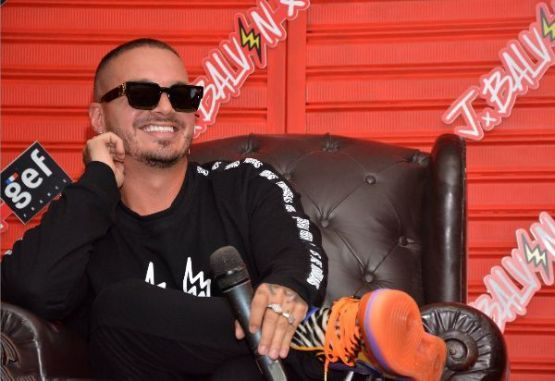 Debut de J Balvin en Colombiamoda, lleno de color