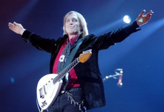 Cantante Tom Petty