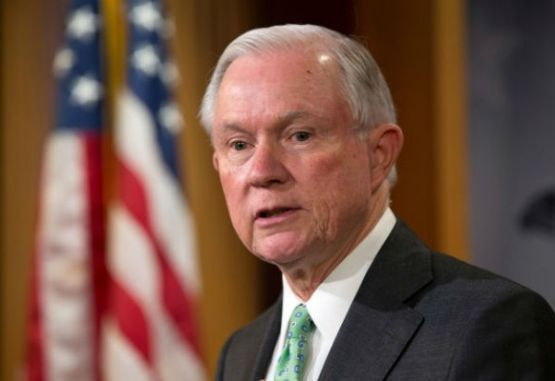 Jeff Sessions, fiscal general de EE. UU.