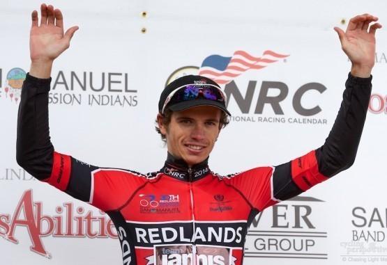 Tres colombianos entre los diez primeros en el Tour de Langkawi