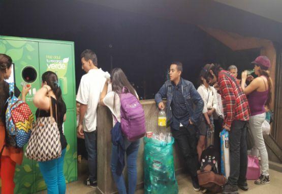 Recarga Verde Metro de Medellín