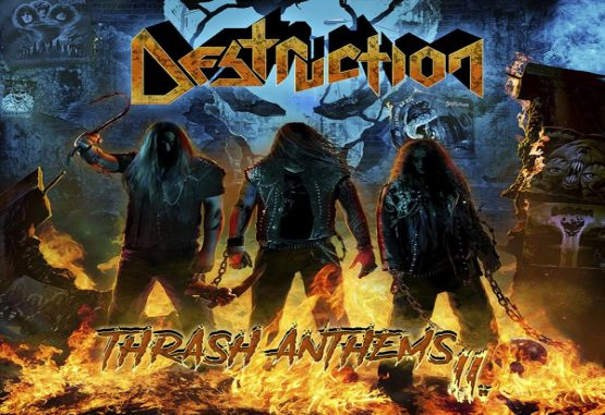 Destruction, viejaguardia del thrash metal