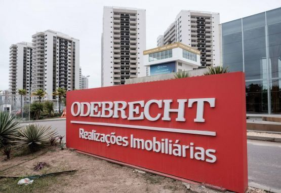 Organización global Odebrecht
