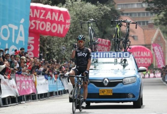 Sergio Luis Henao tomó revancha y se coronó campeón nacional