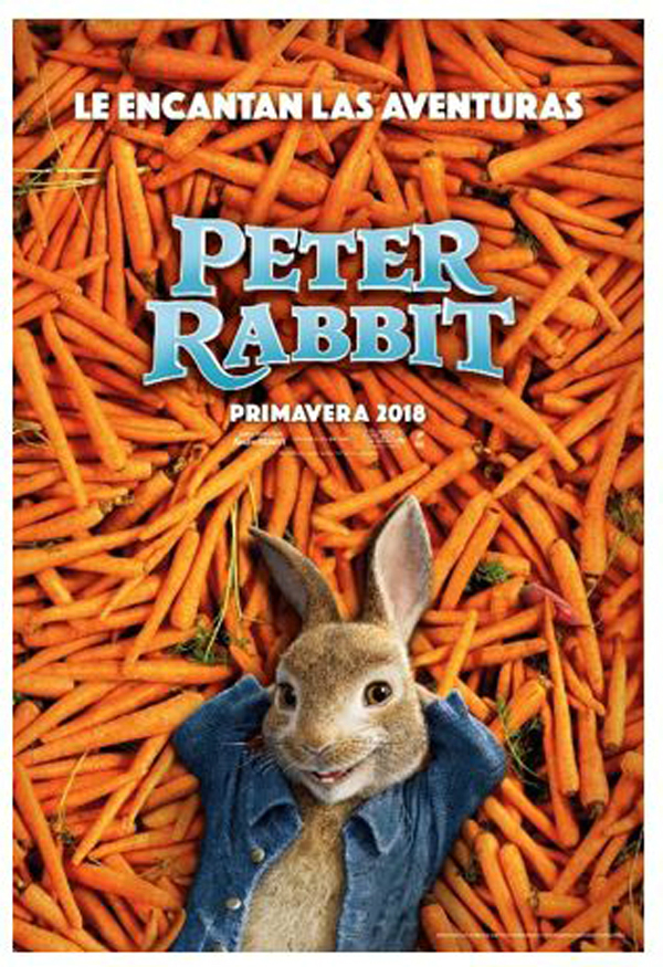 Las aventuras de Peter Rabbit