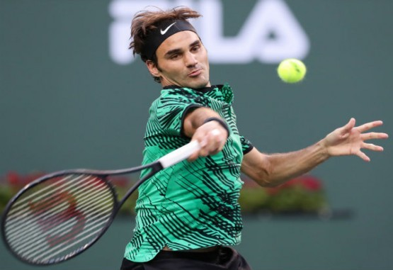 Federer buscará la final del Indian Wells ante Jack Sock