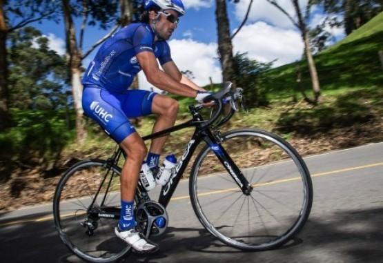 Janier Acevedo, en el top-10 del Tour de Omán