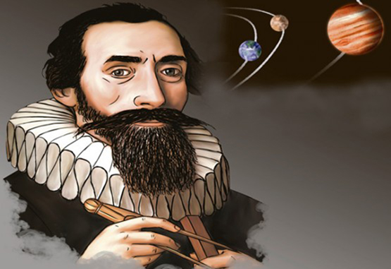 Resultado de imagen para Johannes Kepler