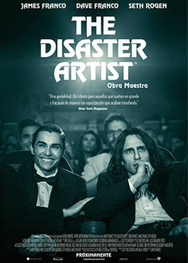 The disaster artist, obra maestra