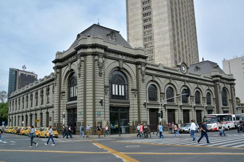 Estacion Ferrocarril de Antioquia