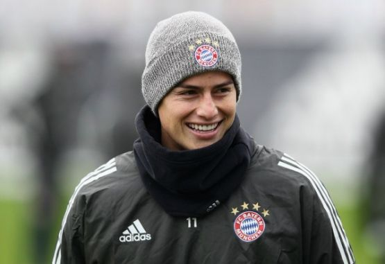 James Bayern Munich
