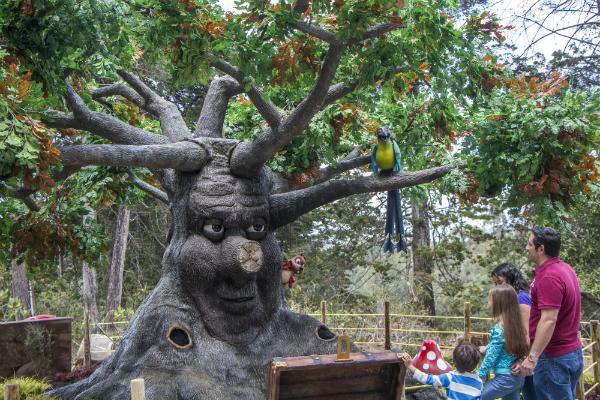 Nuevas atracciones en el Parque Arví