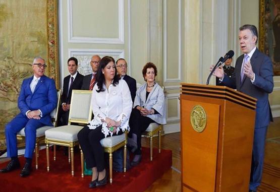 Santos instaló la Misión Electoral Especial