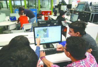 Bachillerato Digital arrancó con más de 1.000 inscripciones