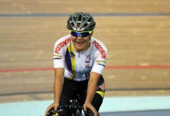 Martha Bayona obtuvo medalla de plata en Parada de Copa Mundo de Pista
