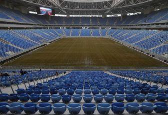 """Puyolcalificó de """"magnífico"""" estadio de final deCopa Confederaciones"""