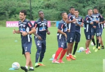 Junior entrenamiento