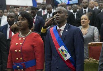 Posesión de Moïse pone fin a la incertidumbre política en Haití