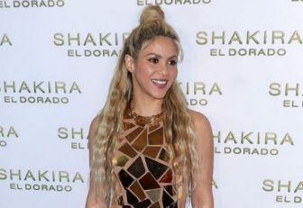 shakira american music awards
