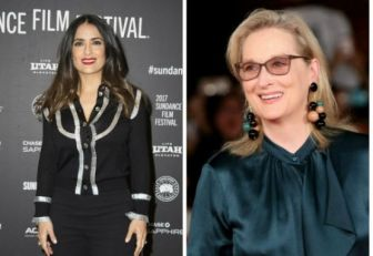 Salma Hayek y Meryl Streepson consideradas para presentarlos Óscar