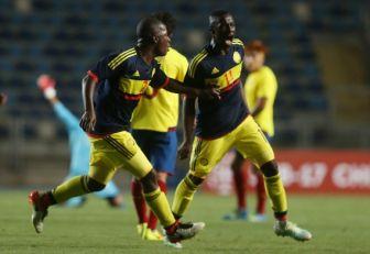 Colombia avanzó al hexagonal final del Sudamericano sub-17