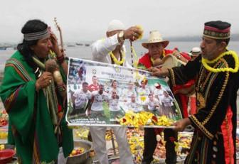 El 2017 será un año de conflictos según predicciones de chamanes peruanos