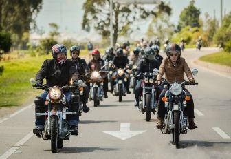 Las motos generan experiencias en los estilos de vida