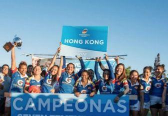 Colombia logró cupo al HsbcWorld Rugby Women's Sevens Series