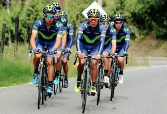 Corredores Movistar Team América