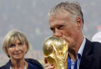Deschamps Copa del Mundo