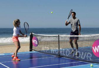 Del Potro se quita presión y señala como favoritos a Djokovic y Nadal