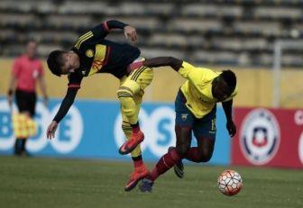 Colombia quedó por fuera del Mundial Sub-20