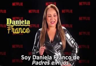 Daniela Franco anunció nueva temporada de Padres e Hijos en Netflix en el Día de los Inocentes