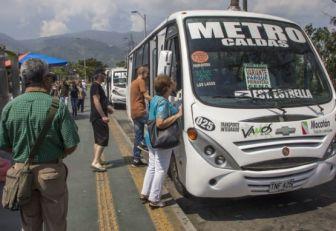 Rutas de Caldas integradas al Metro pagarán con tarjeta Cívica