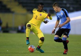 Colombia comprometió la clasificación al Mundial sub-20