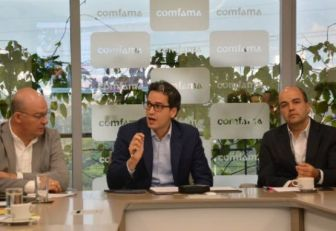 David Escobar Arango, director de Comfama