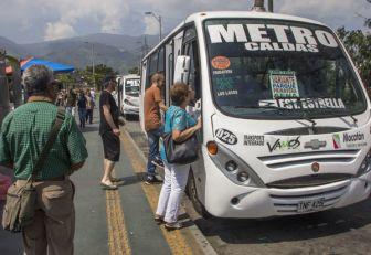 Tarjeta Cívica será el medio de pago en rutas integradas de Caldas