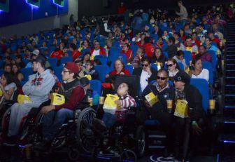 'Cine Para Todos' inicia su ciclo este año conEl Paseo 4