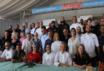 """Saborea Puerto Rico, """"una Extravagancia Culinaria"""""""