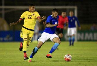 Colombia Sub 20 empató sin goles en el Sudamericano frente a Brasil