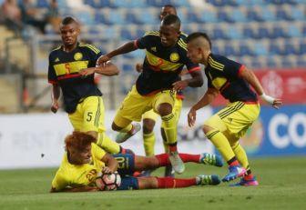 Tercera salida de Colombia en el Sudamericano sub-17