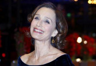 Kristin Scott Thomas inauguró la Berlinale con 'The Party'