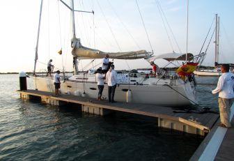 Tubará se abre paso como destino de cruceros de vela