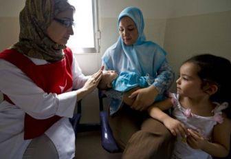 Ortopedistas de Brasil y Colombia operan a palestinos