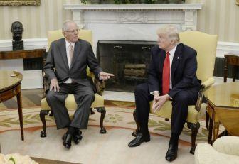 """Visita de presidente peruano a EE.UU. es un """"exitazo"""""""