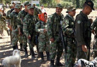 Cerca de 1.200 escoltas protegerán a las Farc cuando estas dejen armas